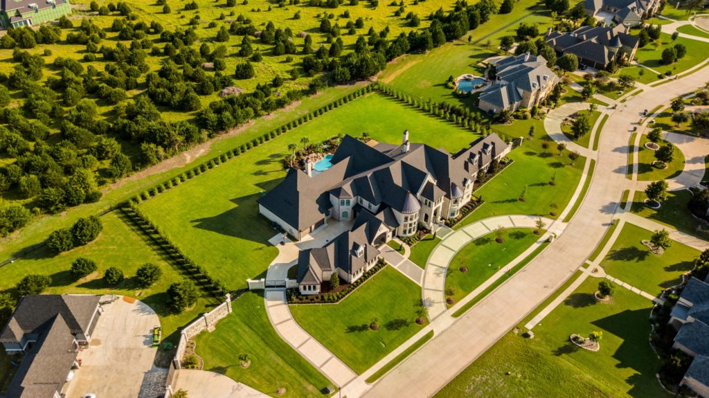 Record-Breaking $82.8million Mega-Mansion Finance Funded, One Million Dollar Plus News